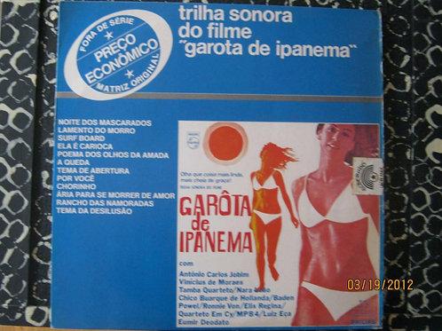 Garota de Ipanema (trilha musical do filme)