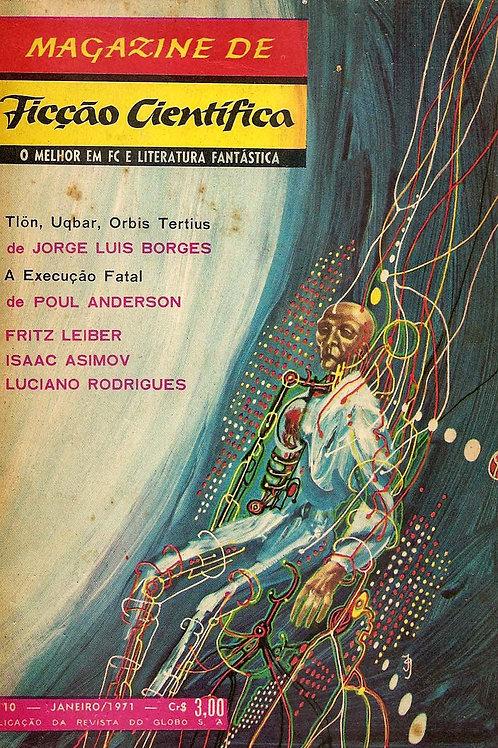 Magazine de Ficção-Científica