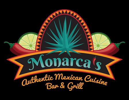 monarca's Logo Black Boarder.png