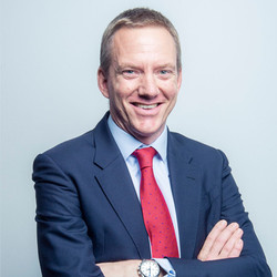 Tom May  / Group Chief Investment Officer