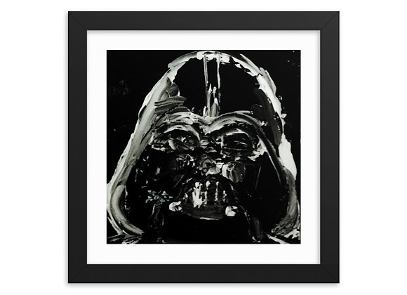 Darth Vader Framed Poster Print