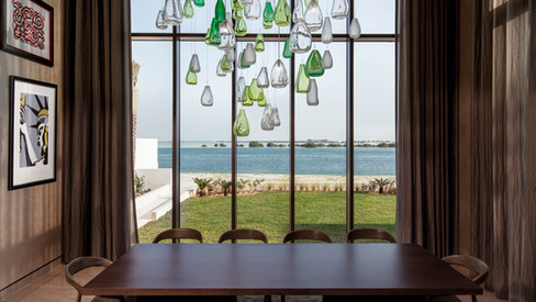Mas Beach Villa, UAE