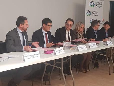 Une Fiche CTE dédiée à la Filière Hydrogène en Val de Garonne ! 17/12/2019