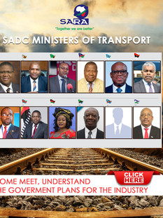 SADC MINISTERS OF TRANSPORT