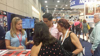 Visita y participación en el Congress & Expo de National Safety Council 2014 (San Diego, Califor