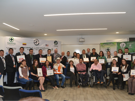 National Safety Council y su visita a Nebecso Seguridad y Salud Laboral.