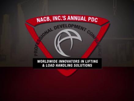 Conferencia de Desarrollo Profesional de grúas, aparejos y equipos de izaje. Las Vegas (Nevada), Nov