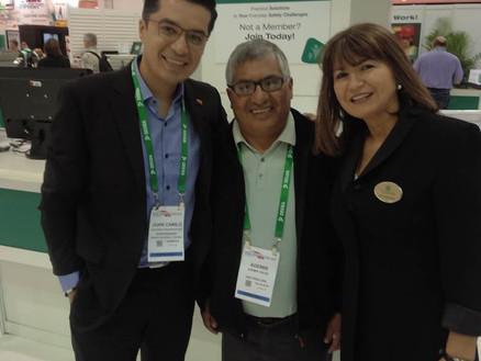 Visita y participación en el Congress & Expo de National Safety Council 2017 - Indianápolis (Ind