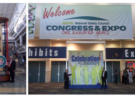 Congreso de la Seguridad y la Prevención. Orlando (EE.UU). 2012