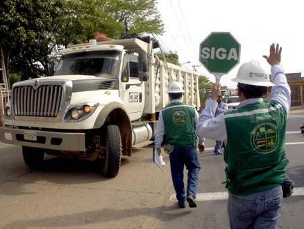 Impala sancionará a contratistas que incumplan plan de movilidad, con el apoyo de Nebecso Ltda. Salu