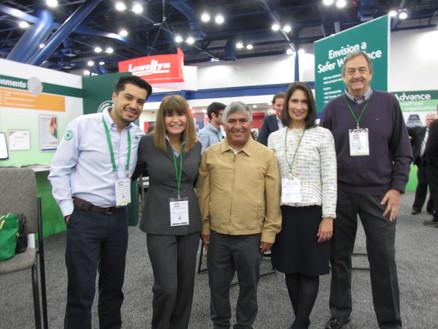 Nebecso Seguridad y Salud Laboral, presente en la reciente versión el Congress & Expo de Nationa