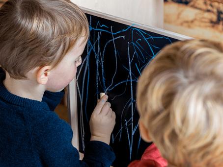 La pédagogie Montessori en résumé.