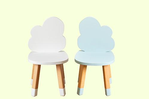 Ensemble deux mini chaises Nuage