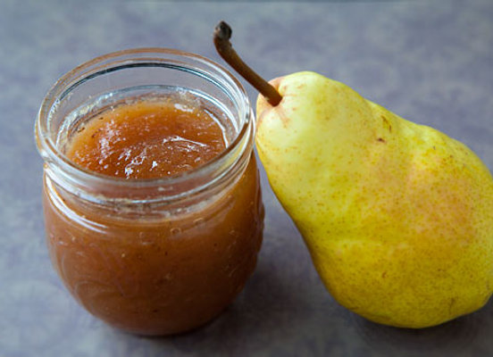 Spiced Pear Jam - Small Jar