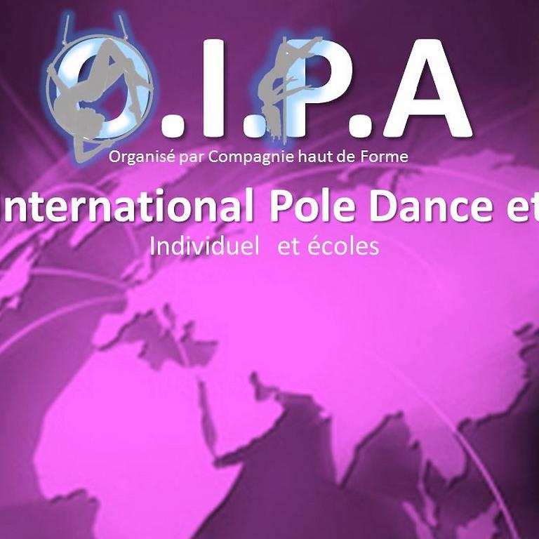 OIPA Catégorie Junior B - Pole Dance