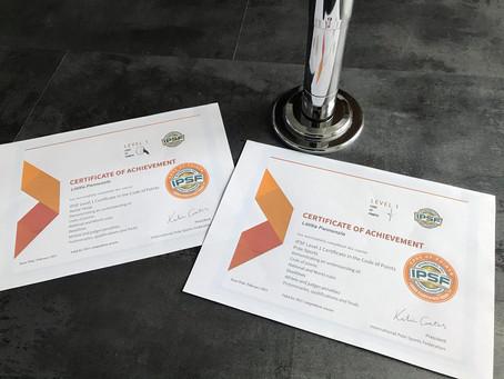 Kaly, certifiée IPSF/PSF