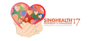 Key Visual Logo for Nationa Neuroscience Institute Singapore's Singhealth president's challeng