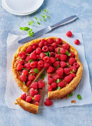 Magic Himbeer-Cake