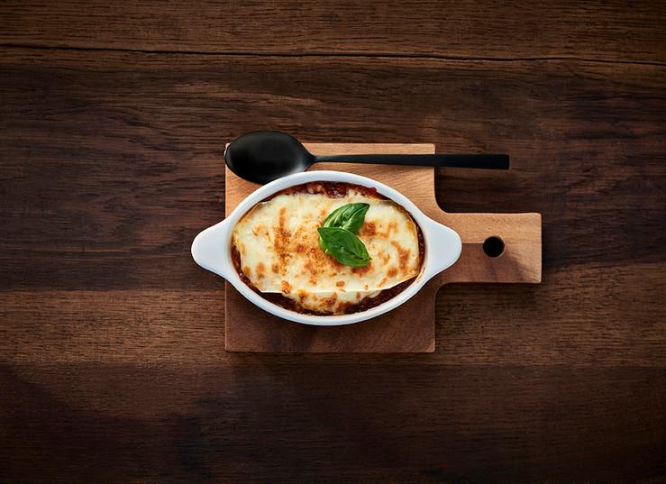 Yakisoba Lasagne