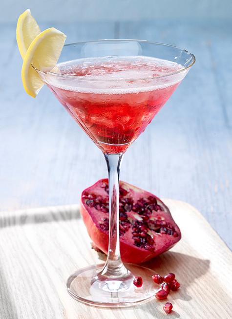Granatapfel-Cocktail
