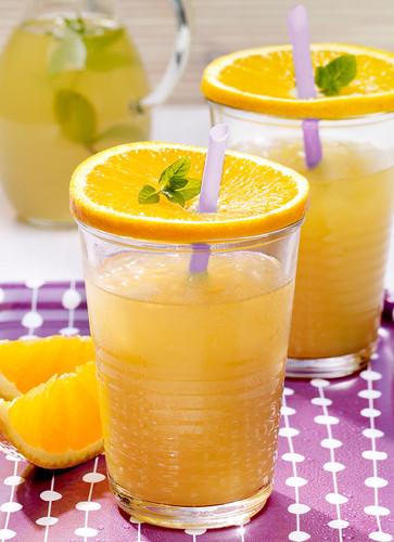 Orangeneistee