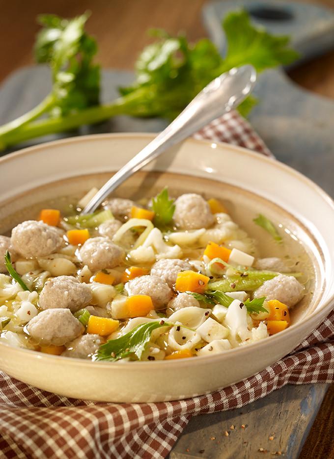 Suppenklösschen