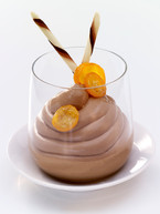 Mousse Au Chocolate mit Grand Manier