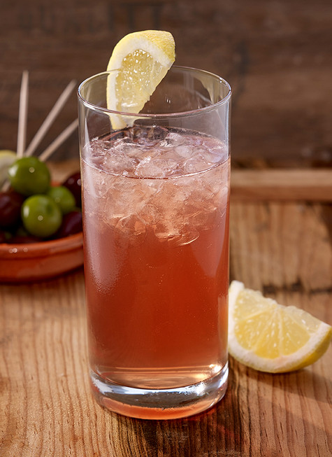 Red Port-Tonic