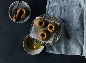 Mini-Schoko-Kuchen