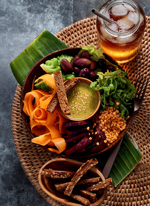Healthy Food Salat