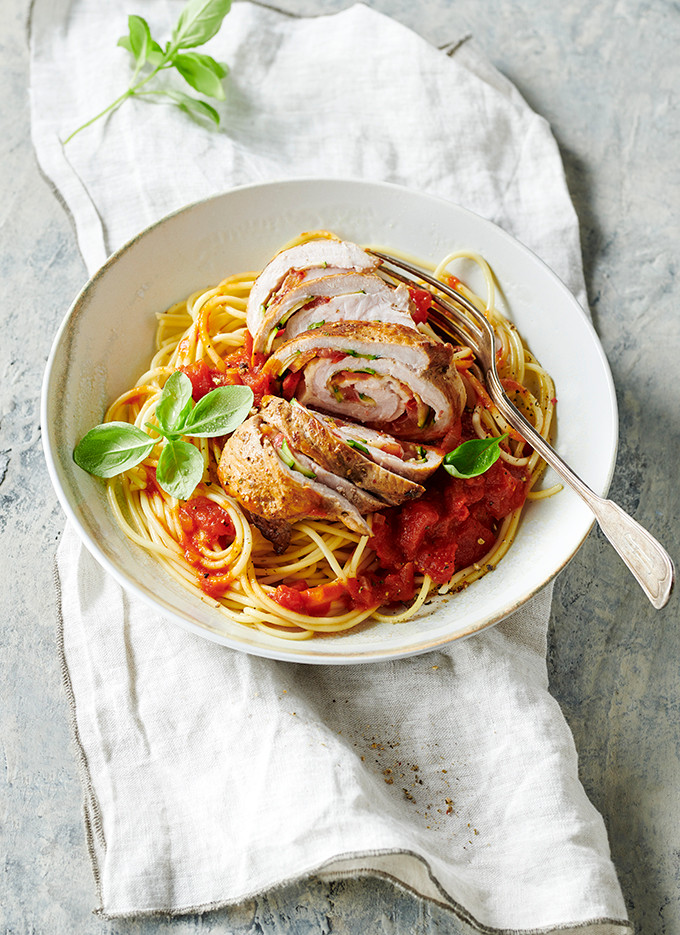 Involtini Spaghetti Napoli