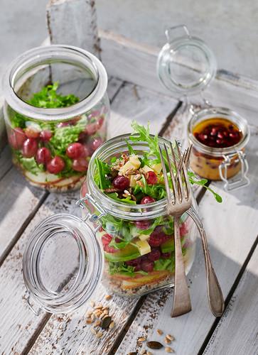 Quinoa-Avocado-Salat