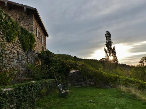 La Ferme de Chalas - Le Jardin