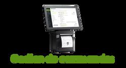 gestion de commandes click & collect et livraisons