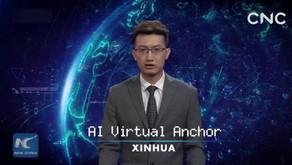 Cina: arriva il primo giornalista robot