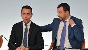 """Salvini calmo: """"Banche al sicuro"""""""
