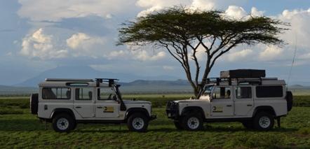 Alquiler de coches en Tanzania