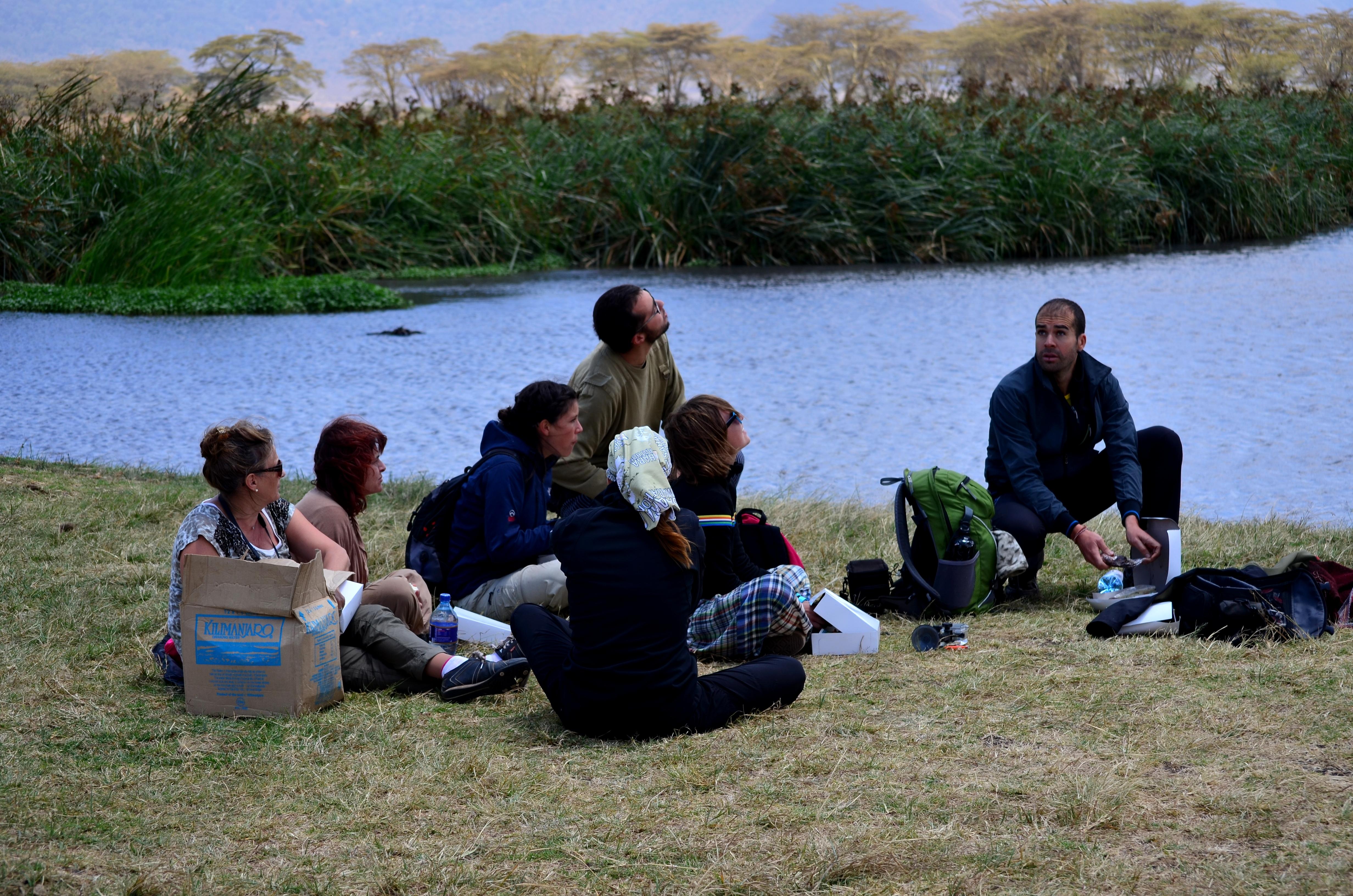 Tanzania a pie 7 días Ngorongoro