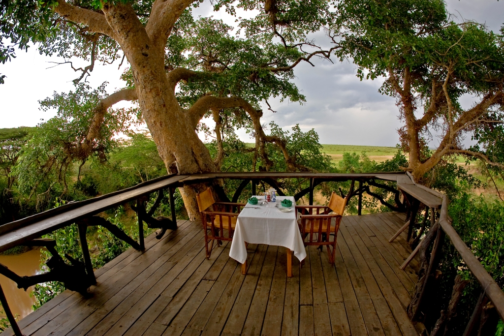 Safari en Kenia