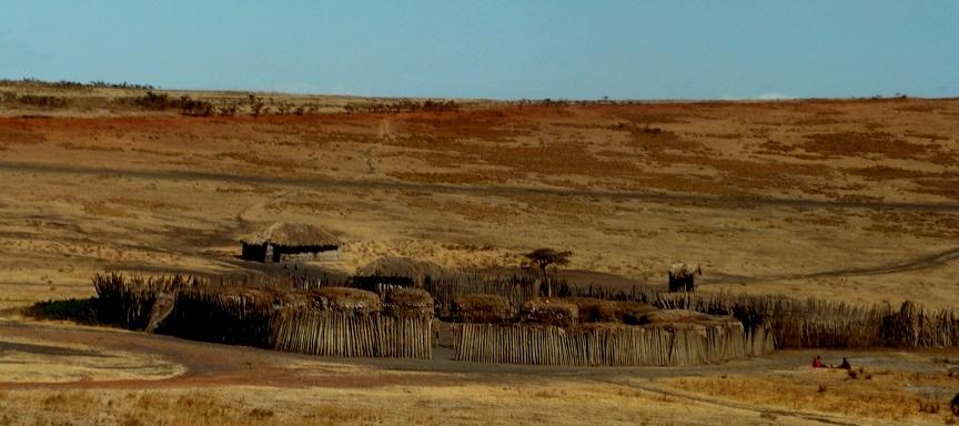 Boma Masai Ngorongoro