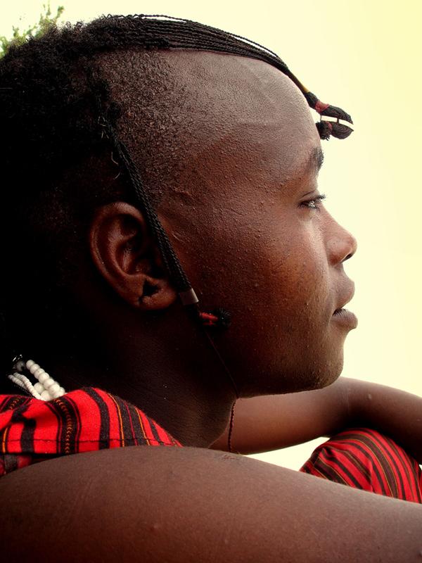 Moran Maasai . Safaris en Tanzania