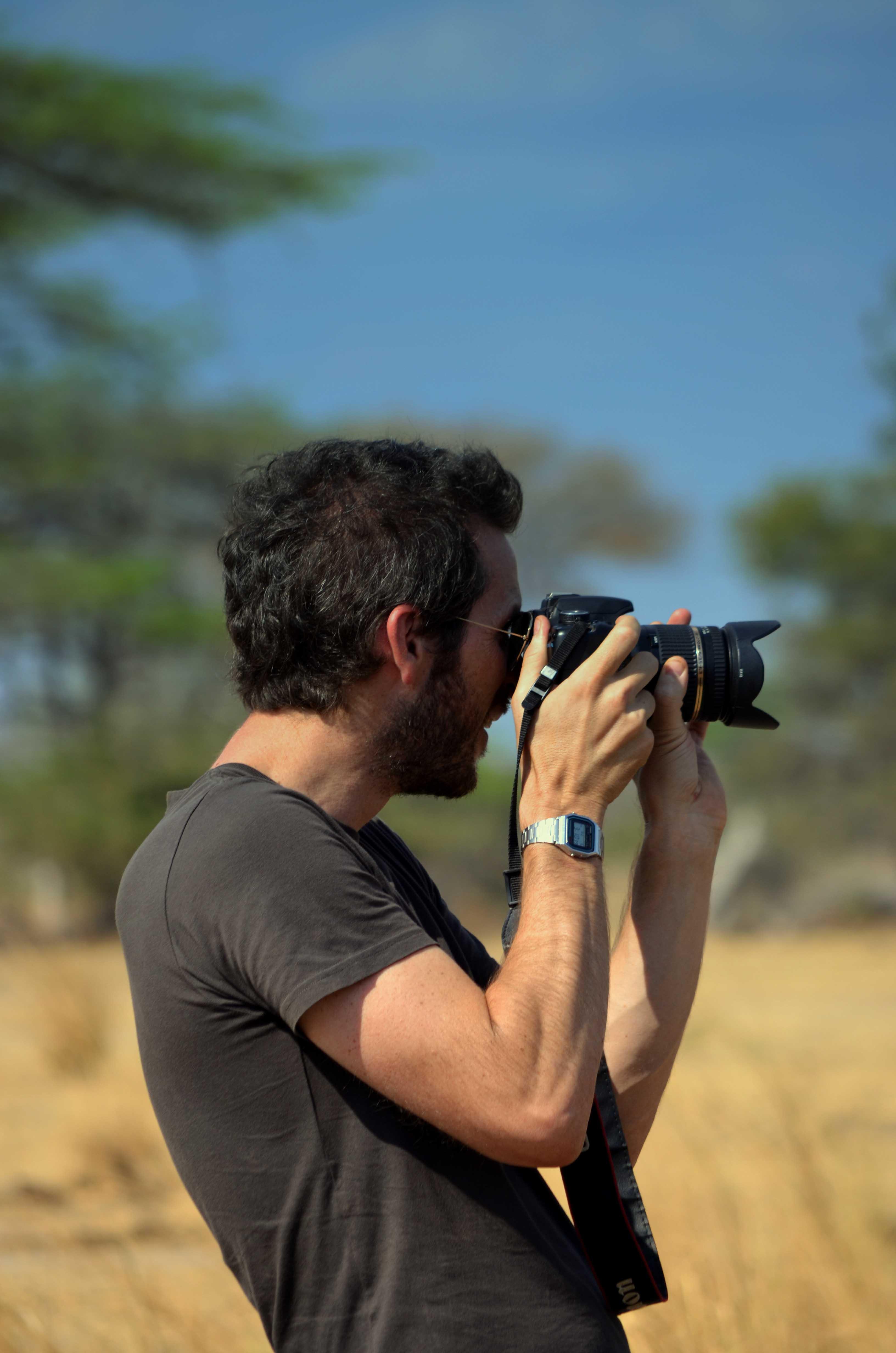 safari fotográfico en Tanzania