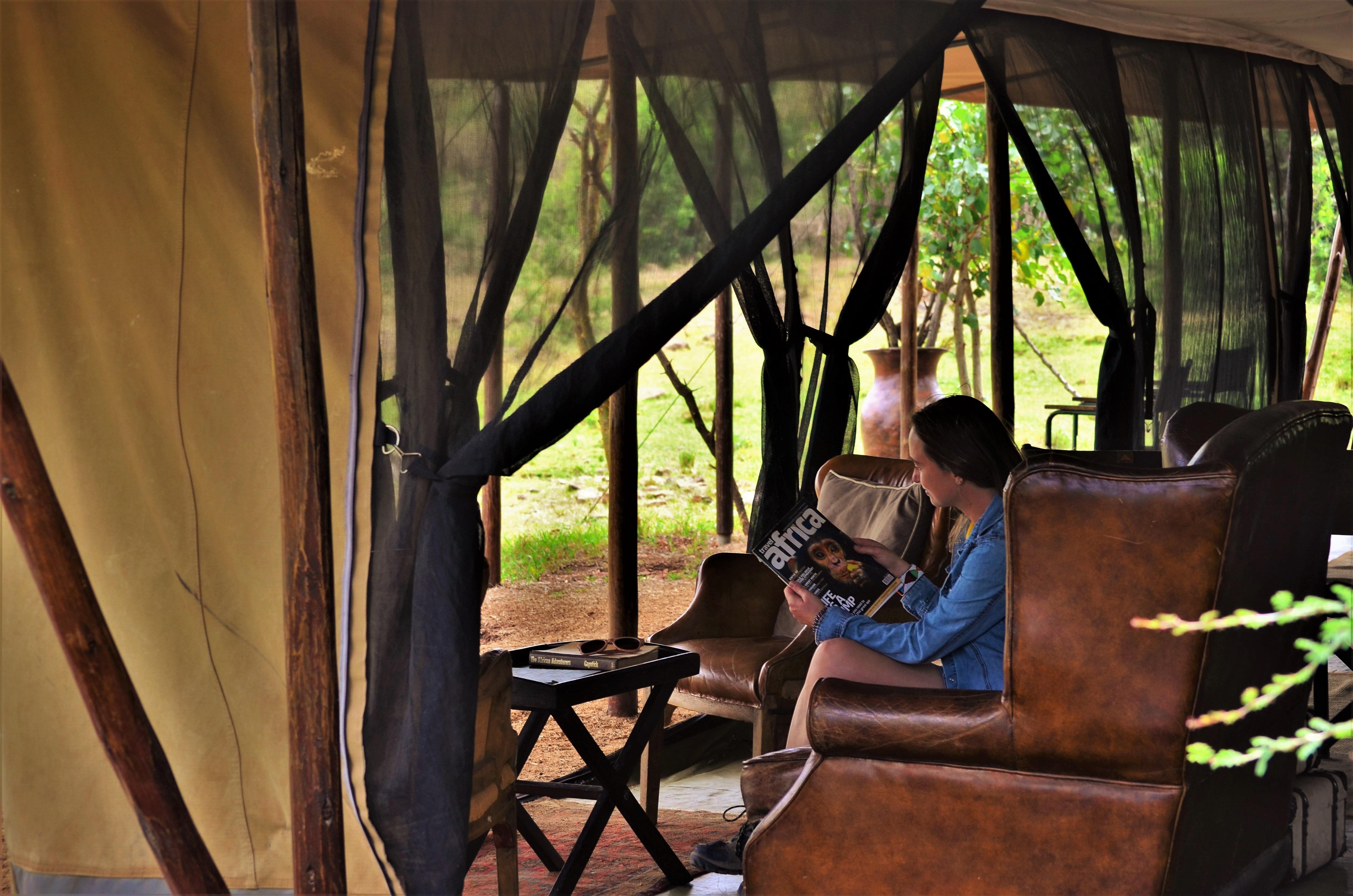 Wilderness Camp Naboisho