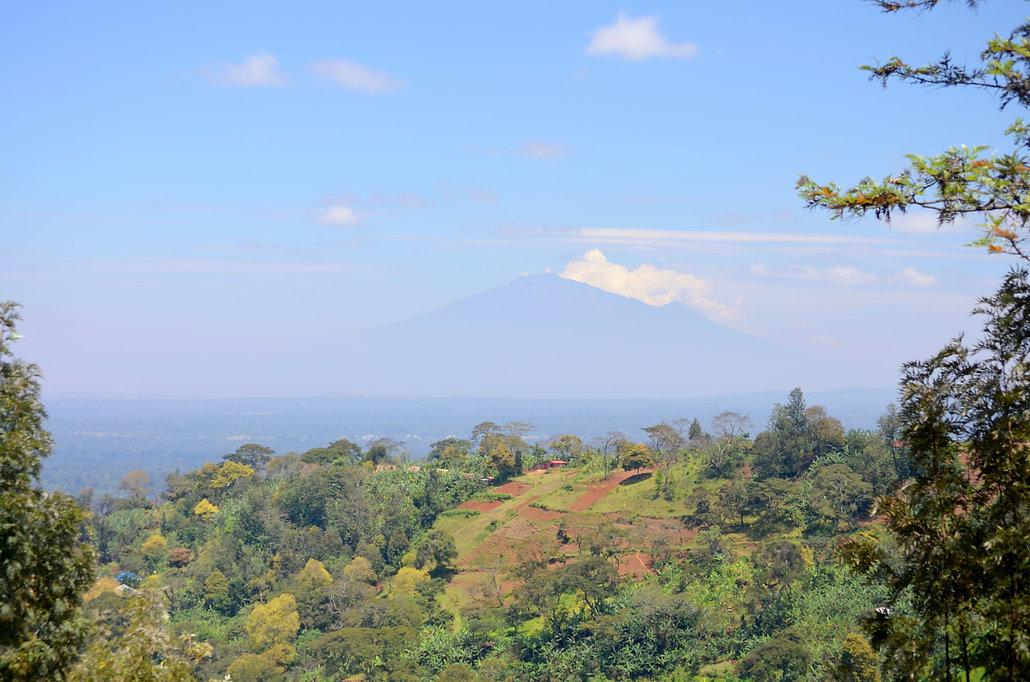 Trekking Monte Meru Tanzania