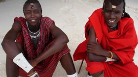 Orígenes de la tribu Maasai
