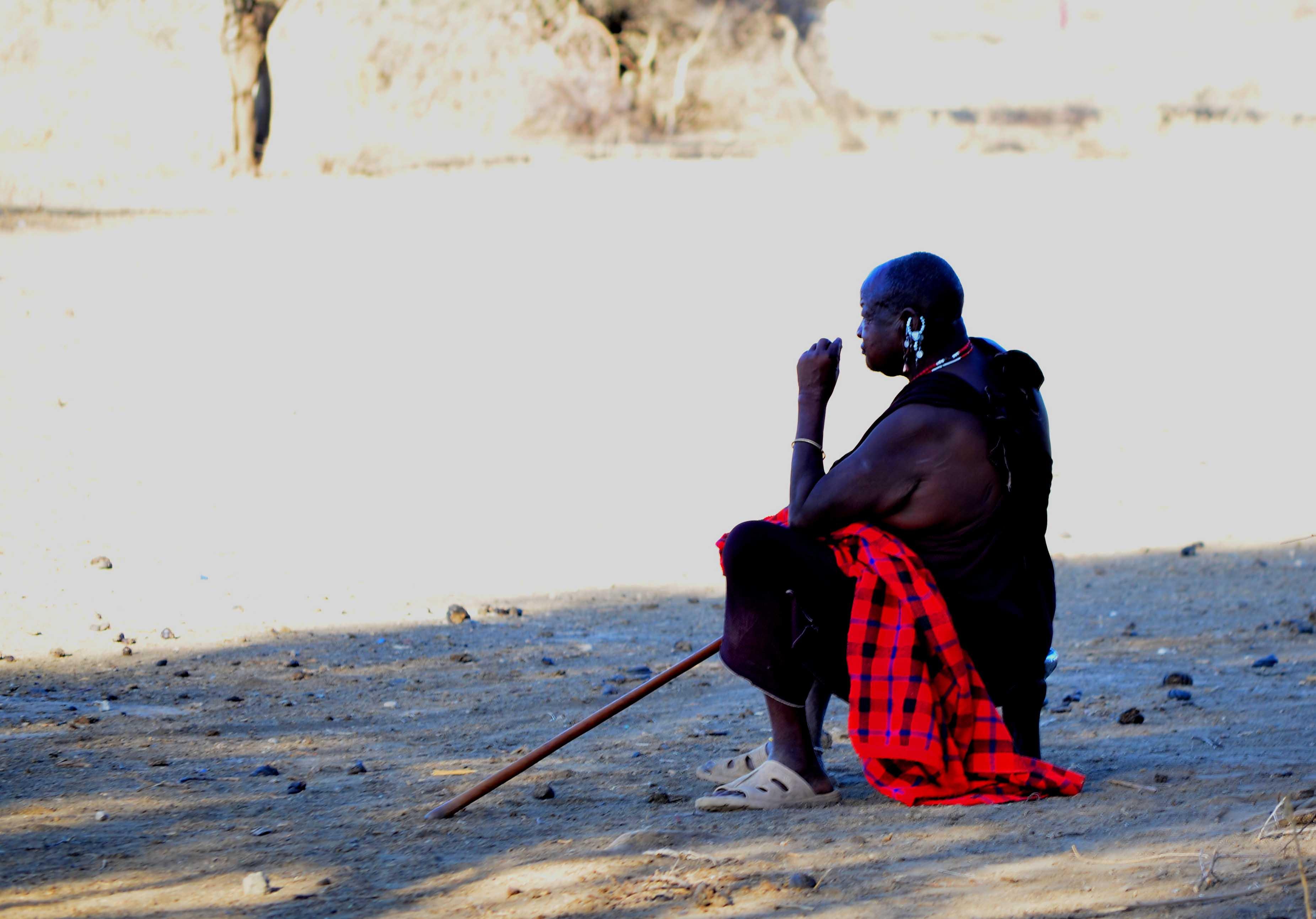 jefe masai mto wa mbu