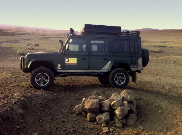 4x4 equipados para safari Tanzania