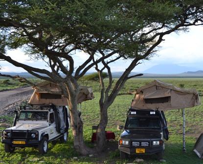Alquiler de 4x4 en Tanzania