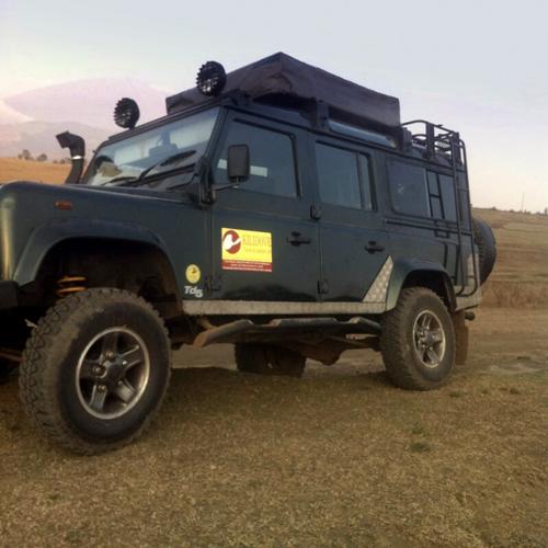 alquiler de coches de safari