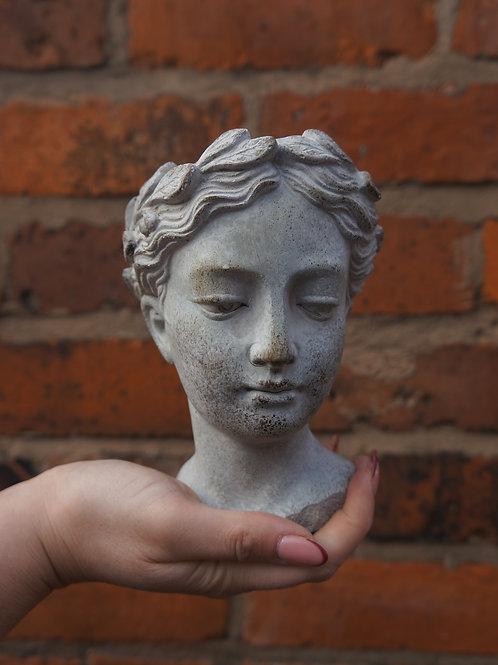 Small Venus Head Vase